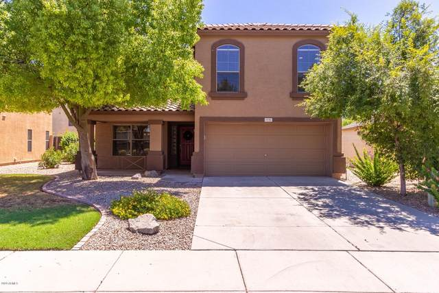 1775 E Ivanhoe Street, Gilbert, AZ 85295 (MLS #6113989) :: My Home Group