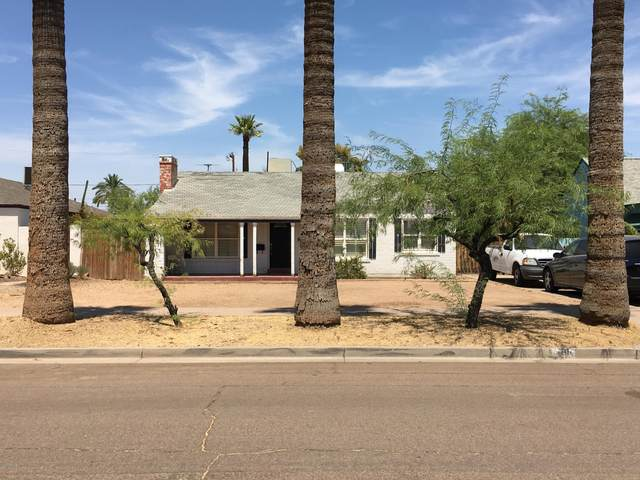 932 W Moreland Street, Phoenix, AZ 85007 (MLS #6114017) :: Devor Real Estate Associates