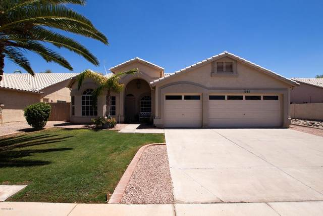 1281 N Kingston Street, Gilbert, AZ 85233 (MLS #6114030) :: My Home Group