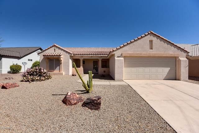 14830 W Domingo Lane, Sun City West, AZ 85375 (MLS #6114057) :: Maison DeBlanc Real Estate