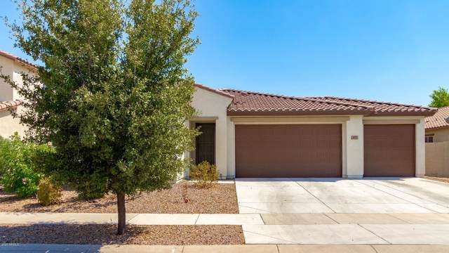 4121 W Coles Road, Laveen, AZ 85339 (MLS #6114059) :: Long Realty West Valley