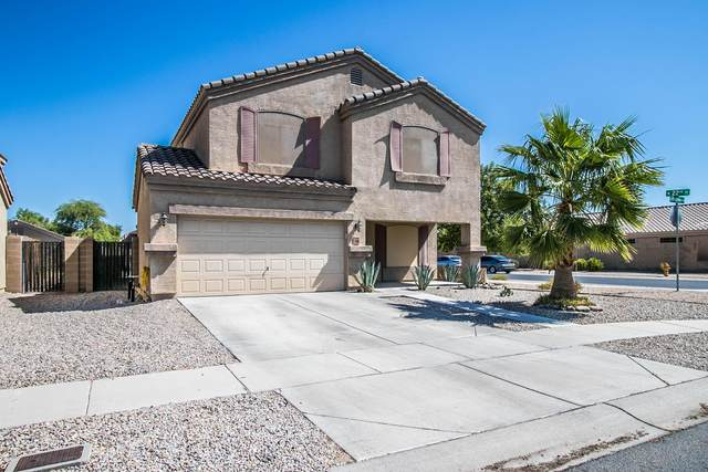 2240 W Broadway Avenue, Coolidge, AZ 85128 (MLS #6114066) :: Russ Lyon Sotheby's International Realty