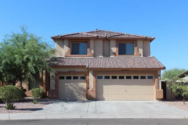 2439 W Fawn Drive, Phoenix, AZ 85041 (MLS #6114067) :: Sheli Stoddart Team | M.A.Z. Realty Professionals