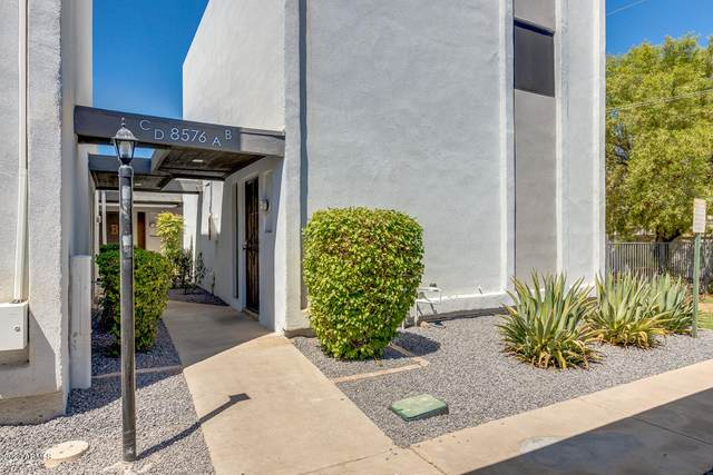 8576 E Indian School Road Unit B, Scottsdale, AZ 85251 (MLS #6114093) :: The Everest Team at eXp Realty