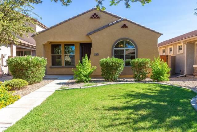 3473 E Jasper Drive, Gilbert, AZ 85296 (MLS #6114100) :: My Home Group