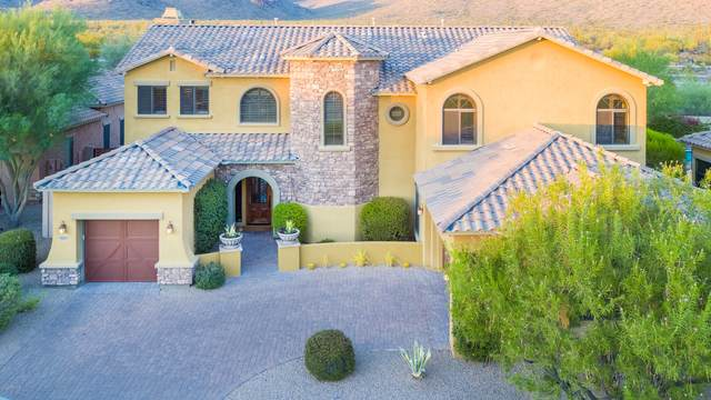 17555 N 101ST Way, Scottsdale, AZ 85255 (MLS #6114138) :: The Bill and Cindy Flowers Team