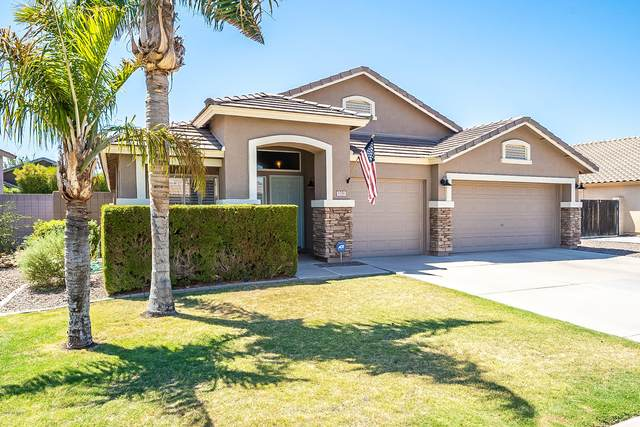 3751 S Shiloh Way, Gilbert, AZ 85297 (MLS #6114150) :: The Everest Team at eXp Realty
