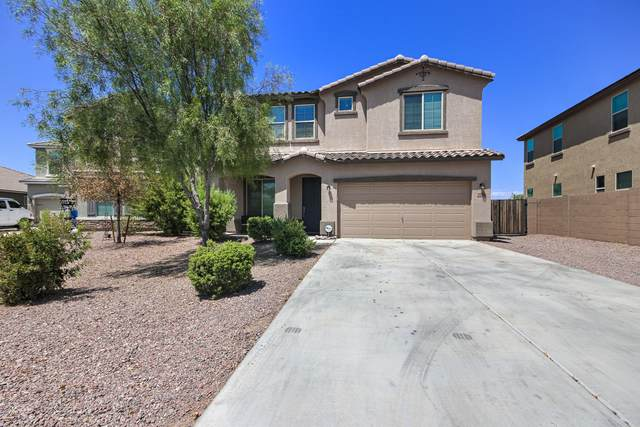 2292 W Windy Basin Court, Queen Creek, AZ 85142 (MLS #6114175) :: The Everest Team at eXp Realty