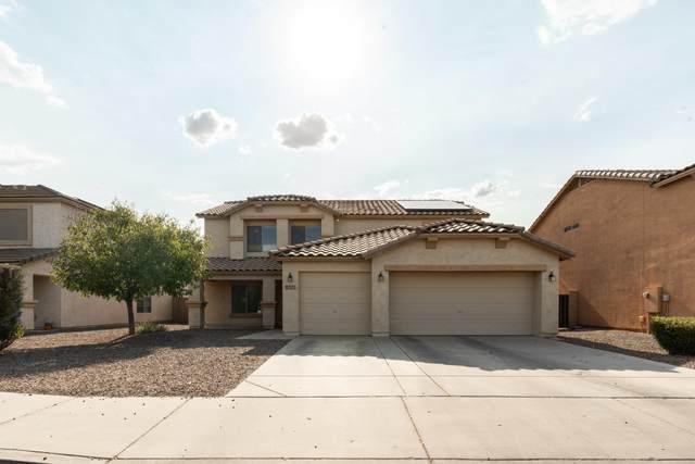 454 N 10TH Place, Coolidge, AZ 85128 (MLS #6114213) :: Klaus Team Real Estate Solutions