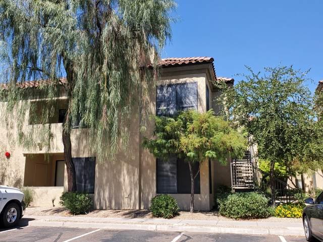 4925 E Desert Cove Avenue #203, Scottsdale, AZ 85254 (MLS #6114231) :: Yost Realty Group at RE/MAX Casa Grande