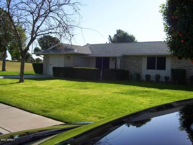 9801 W Burns Drive, Sun City, AZ 85351 (MLS #6114236) :: The Property Partners at eXp Realty