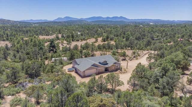 1409 E Graham Ranch Trail, Payson, AZ 85541 (MLS #6114252) :: Russ Lyon Sotheby's International Realty