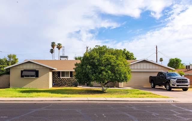 676 N Hall, Mesa, AZ 85203 (MLS #6114263) :: Brett Tanner Home Selling Team