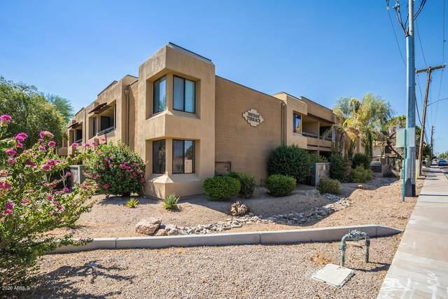 4120 N 78TH Street #217, Scottsdale, AZ 85251 (MLS #6114270) :: Yost Realty Group at RE/MAX Casa Grande