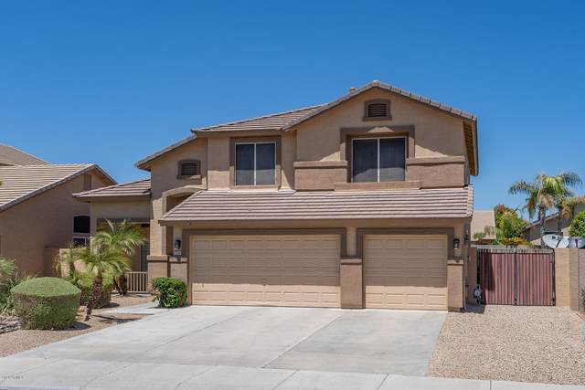 7934 W Beaubien Drive, Peoria, AZ 85382 (MLS #6114318) :: Klaus Team Real Estate Solutions