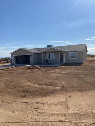 10299 N Bluegrass Street, Florence, AZ 85132 (MLS #6114325) :: Arizona Home Group