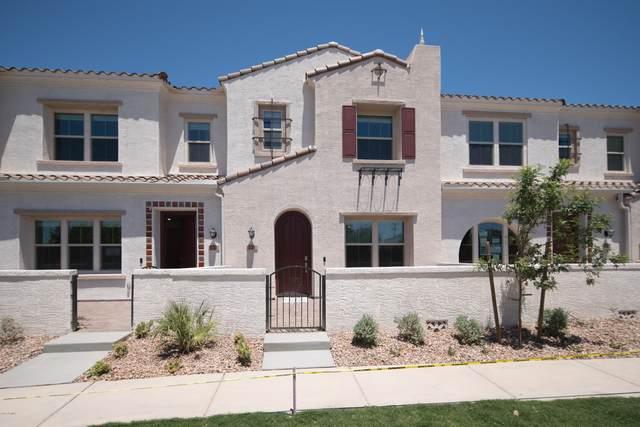 4077 S Sabrina Drive #124, Chandler, AZ 85248 (MLS #6114327) :: Brett Tanner Home Selling Team