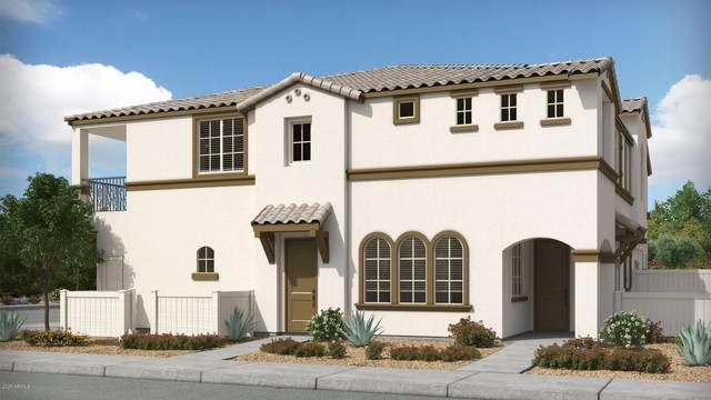 4077 S Sabrina Drive #108, Chandler, AZ 85248 (MLS #6114336) :: Brett Tanner Home Selling Team