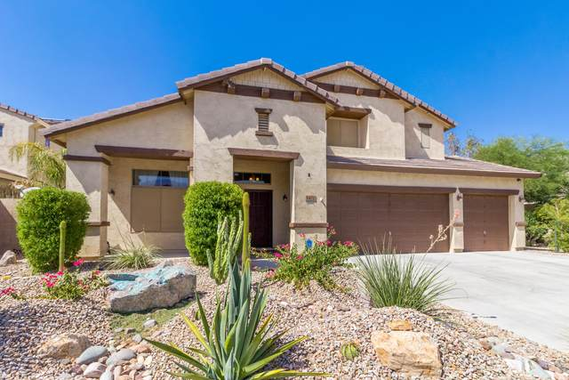 1472 E Laurel Drive, Casa Grande, AZ 85122 (MLS #6114346) :: Nate Martinez Team