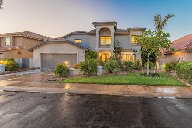5724 W Abraham Lane, Glendale, AZ 85308 (MLS #6114349) :: Nate Martinez Team