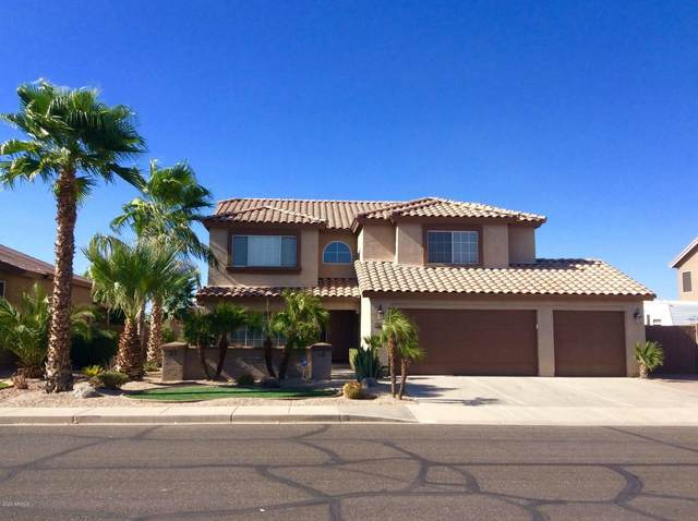 696 E Rosebud Drive, San Tan Valley, AZ 85143 (MLS #6114352) :: Riddle Realty Group - Keller Williams Arizona Realty