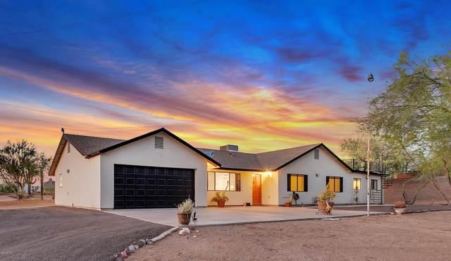5344 E Tapekim Road, Cave Creek, AZ 85331 (MLS #6114366) :: Selling AZ Homes Team