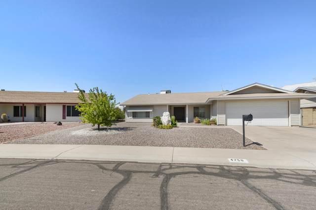4758 E Ahwatukee Drive, Phoenix, AZ 85044 (MLS #6114379) :: Kepple Real Estate Group