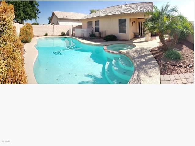 15684 W Ripple Circle, Goodyear, AZ 85338 (MLS #6114402) :: Long Realty West Valley