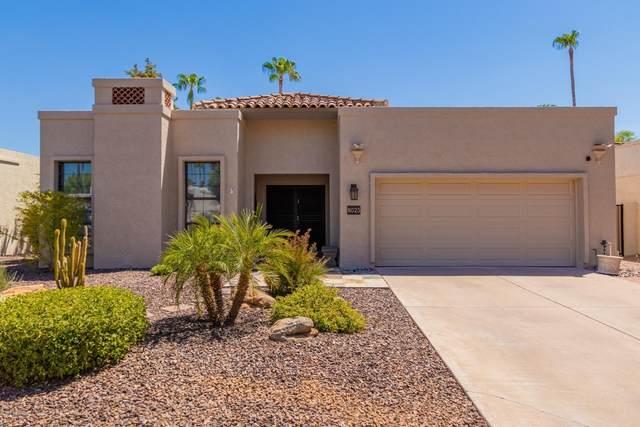 8025 E Del Platino Drive, Scottsdale, AZ 85258 (MLS #6114456) :: Kepple Real Estate Group
