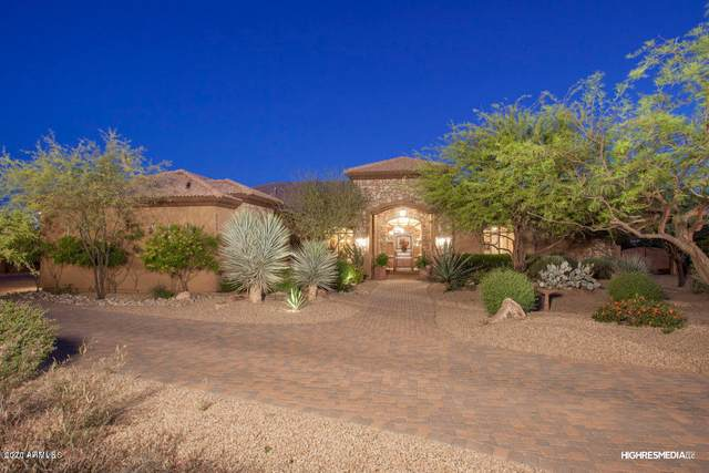 6389 E Quail Track Circle, Scottsdale, AZ 85266 (MLS #6114458) :: Openshaw Real Estate Group in partnership with The Jesse Herfel Real Estate Group