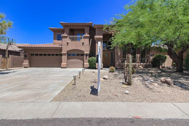 10848 E Bahia Drive, Scottsdale, AZ 85255 (MLS #6114471) :: The Riddle Group