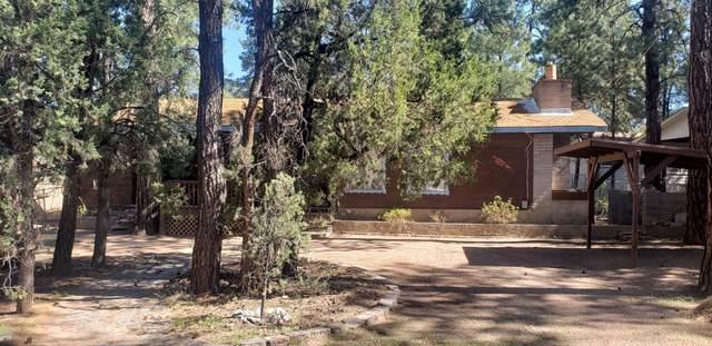 102 W Pinon Circle, Payson, AZ 85541 (MLS #6114482) :: The Property Partners at eXp Realty