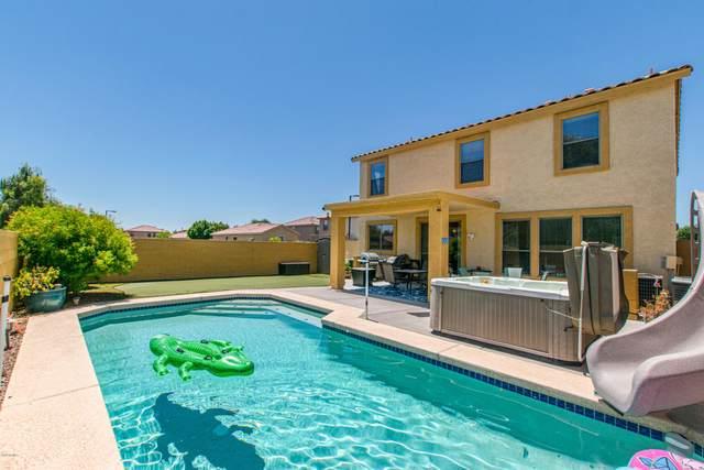 16910 W Rimrock Street, Surprise, AZ 85388 (MLS #6114483) :: CANAM Realty Group