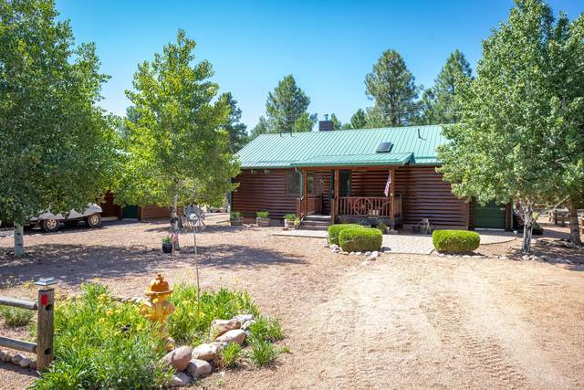 2325 Buffalo Loop S, Overgaard, AZ 85933 (MLS #6114487) :: Lifestyle Partners Team