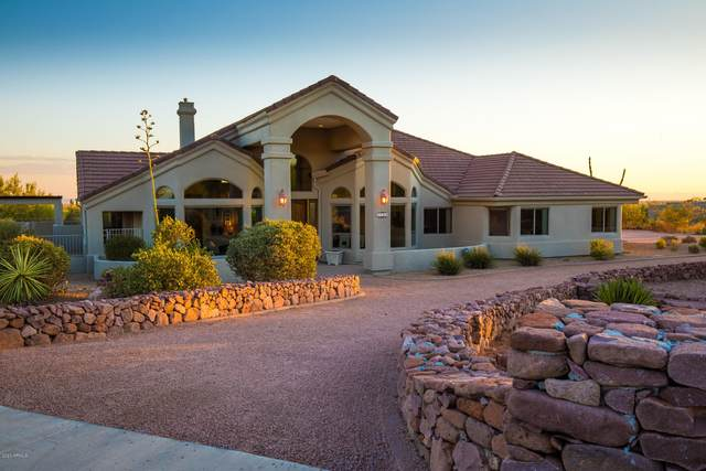 6569 E Javalina Court, Apache Junction, AZ 85119 (MLS #6114499) :: Brett Tanner Home Selling Team