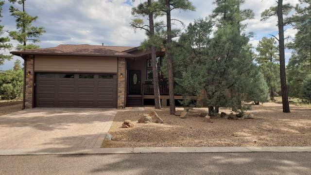 5323 N Elk Spgs Springs, Lakeside, AZ 85929 (MLS #6114521) :: Selling AZ Homes Team