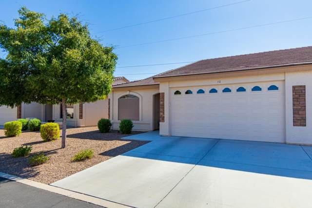 10960 E Monte Avenue #132, Mesa, AZ 85209 (#6114527) :: AZ Power Team | RE/MAX Results