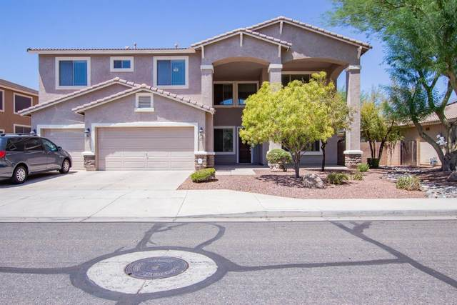 6018 N 133RD Drive, Litchfield Park, AZ 85340 (MLS #6114560) :: Long Realty West Valley