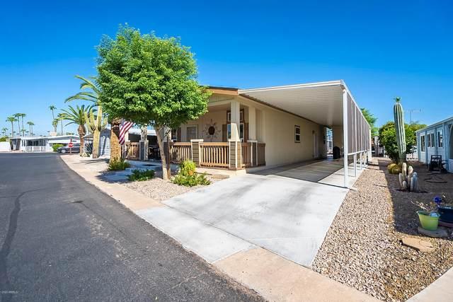 3104 E Broadway Road #150, Mesa, AZ 85204 (MLS #6114570) :: Klaus Team Real Estate Solutions