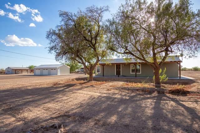 26638 N 239TH Avenue, Wittmann, AZ 85361 (MLS #6114573) :: Brett Tanner Home Selling Team