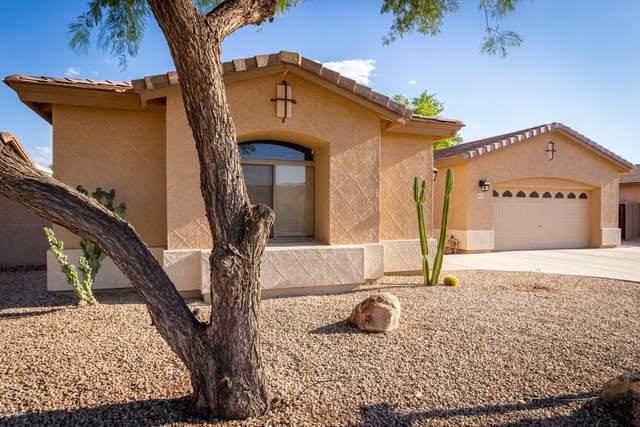 21175 E Alyssa Road, Queen Creek, AZ 85142 (MLS #6114582) :: The Helping Hands Team