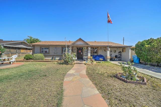 2602 W Flower Street, Phoenix, AZ 85017 (MLS #6114589) :: Arizona Home Group