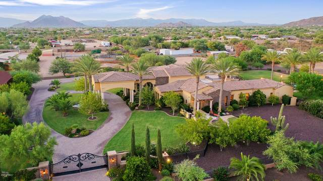 6704 E Dale Lane, Cave Creek, AZ 85331 (MLS #6114592) :: Riddle Realty Group - Keller Williams Arizona Realty
