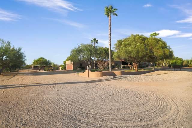 6636 E Dale Lane, Cave Creek, AZ 85331 (MLS #6114593) :: Riddle Realty Group - Keller Williams Arizona Realty
