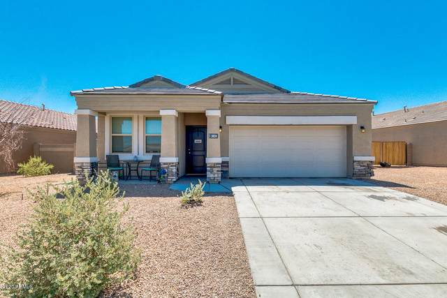 3824 N 297TH Lane, Buckeye, AZ 85396 (MLS #6114596) :: Long Realty West Valley