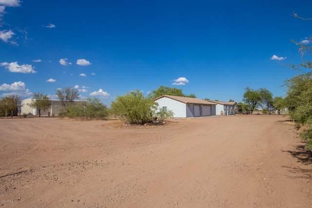 23948 W Jomax Road, Wittmann, AZ 85361 (MLS #6114600) :: Brett Tanner Home Selling Team