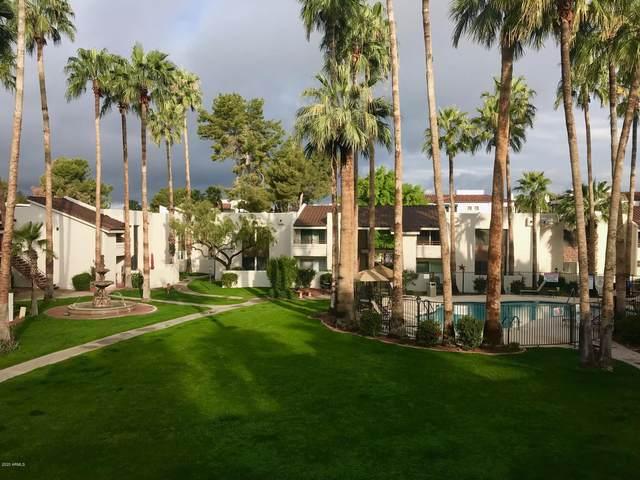 7350 N Via Paseo Del Sur L207, Scottsdale, AZ 85258 (MLS #6114606) :: Scott Gaertner Group