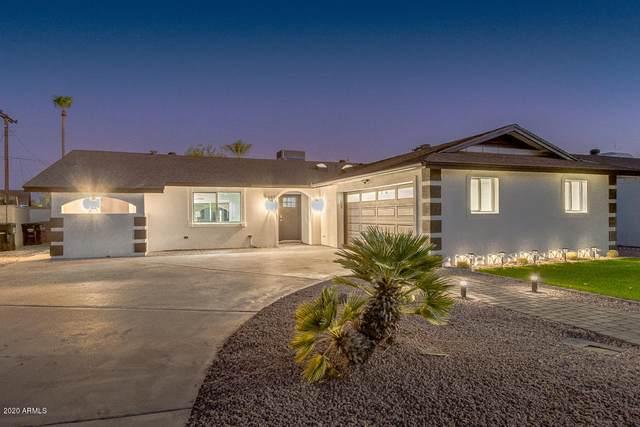 8643 E Bonnie Rose Avenue, Scottsdale, AZ 85250 (MLS #6114618) :: The Laughton Team