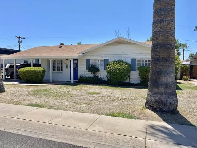 3427 E Sells Drive, Phoenix, AZ 85018 (MLS #6114633) :: The Laughton Team