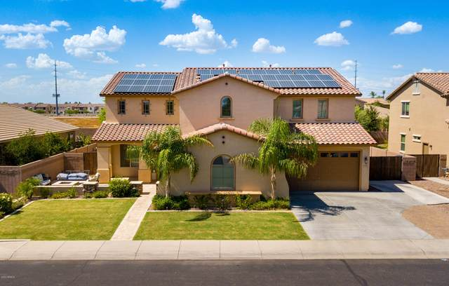 1194 E Grand Canyon Drive, Chandler, AZ 85249 (MLS #6114642) :: Klaus Team Real Estate Solutions
